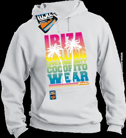 IBIZA CALLING Love Music Unity COCOPITO Wear - bluza męska
