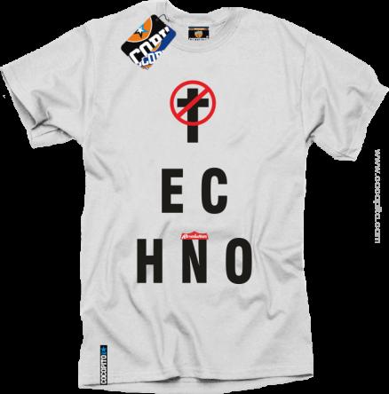 fedceedb2 TECHNO not DIE - koszulka męska - cocopito.com