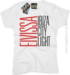 Eivissa IBIZA City Light T-shirt
