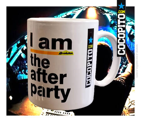 I`m the After Party - kubek ceramiczny z nadrukiem