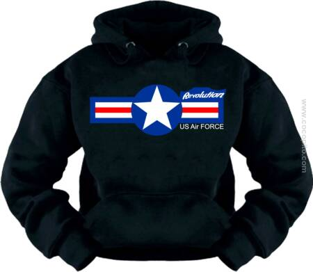 US Air FORCE Cocopito - Bluza