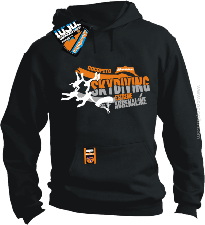 SKYDIVING Extreme Adrenaline COCOPITO Wear - Bluza