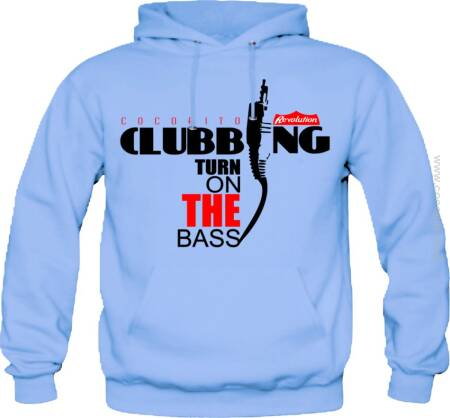 Clubbing Turn on the Bass Cocopito - Bluzy