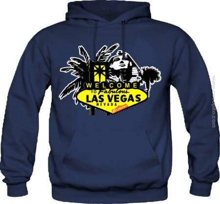 Welcome to Las Vegas fabulous Nevada Cocopito - Bluza