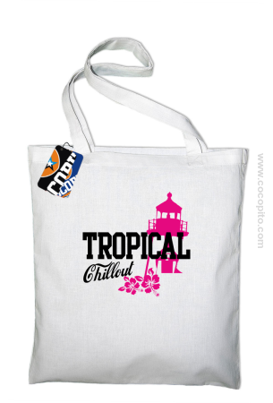 Tropical Chillout Style - Torba EKO