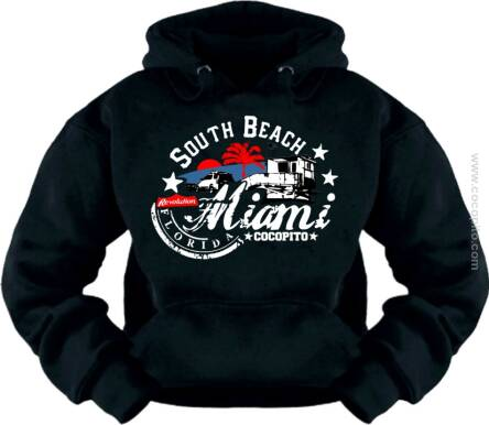 Miami South Beach Florida Cocopito - Bluza