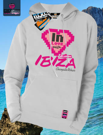 In love with IBIZA - bluza damska