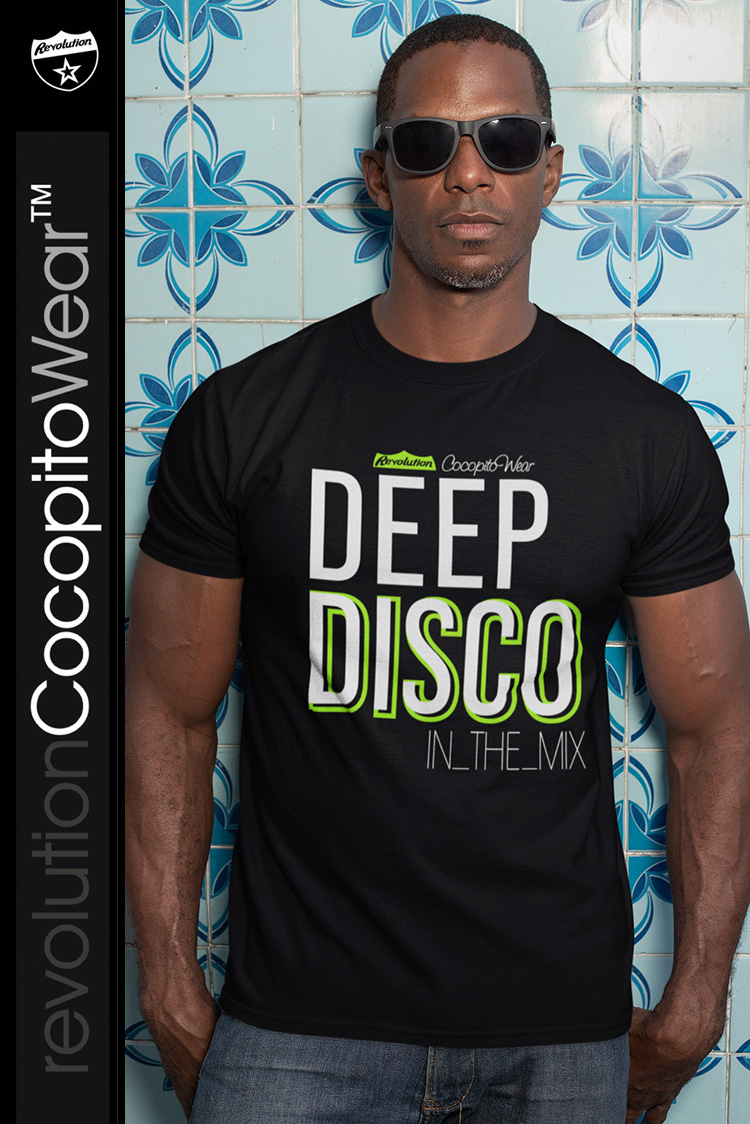 Deep Disco In the Mix COCOPITO 2