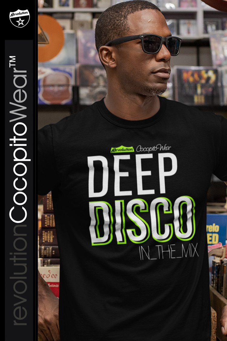 Deep Disco In the Mix COCOPITO