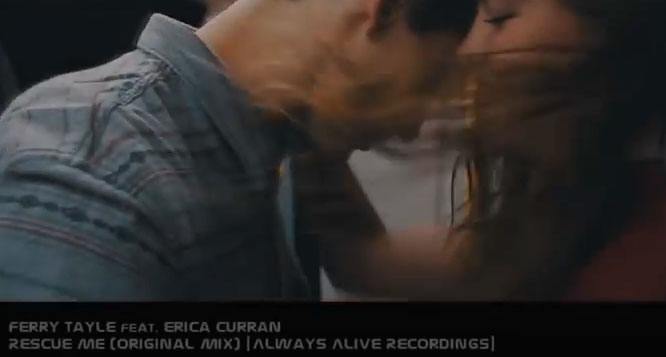 Ferry Tayle feat. Erica Curran - Rescue Me (Original Mix) [Always Alive Recordings] VIDEO PROMO