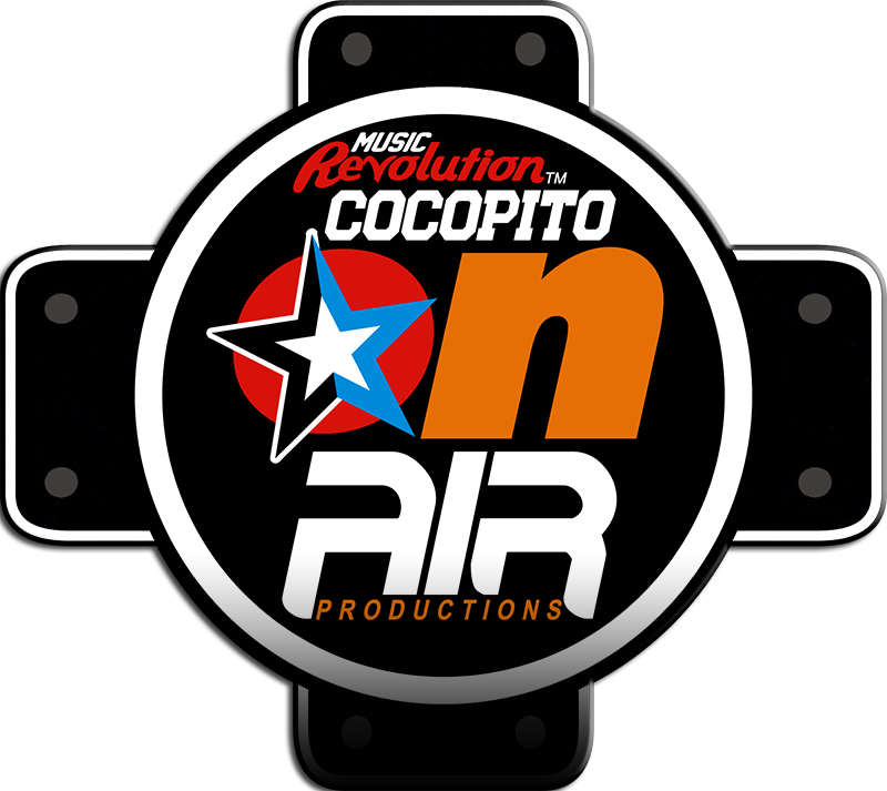 COCOPITO ONAIR logo music productions Tychy Music LABEL Radio Trance uplifting House progressive Dubstep
