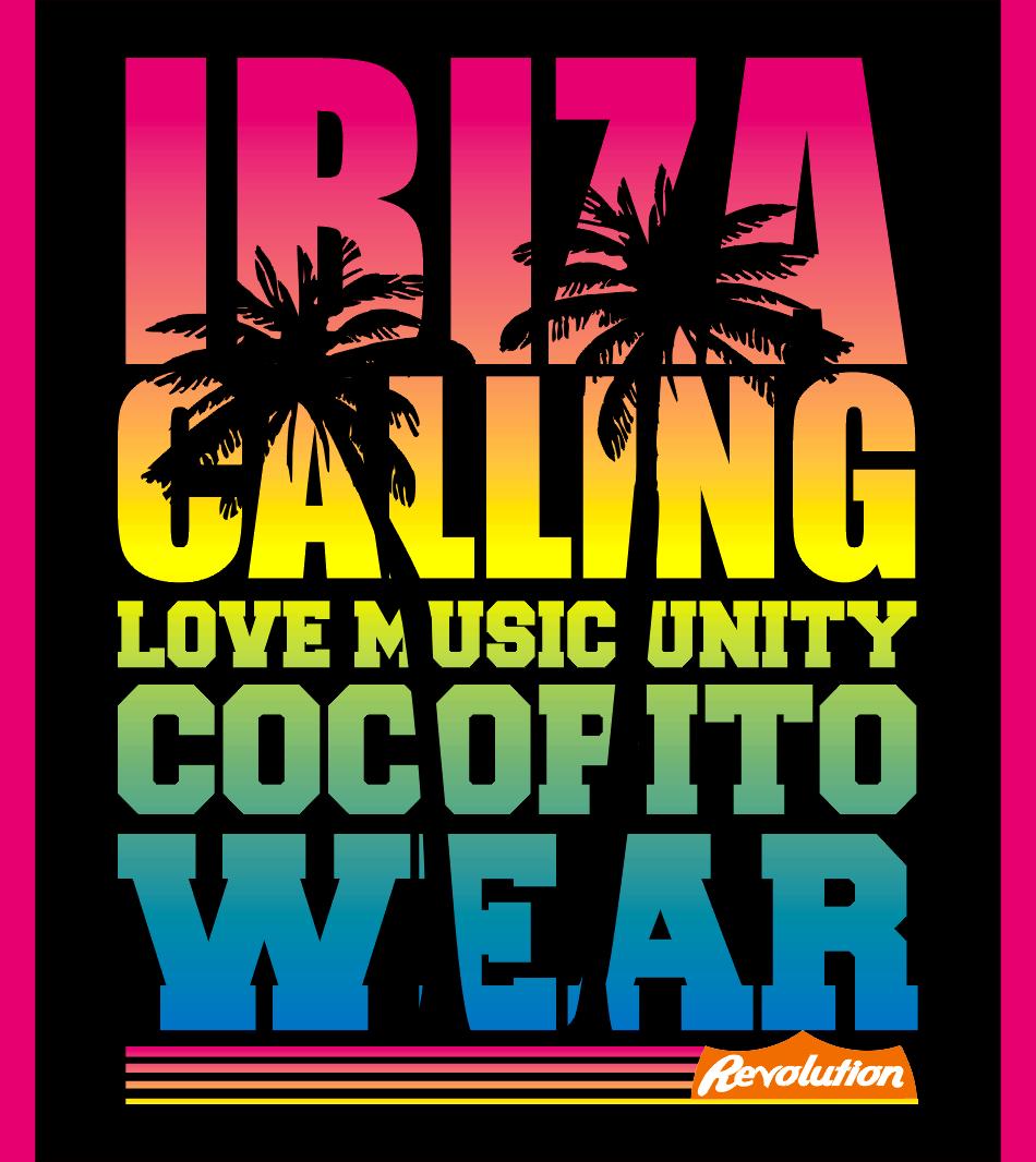 IBIZA CALLING CLOTHES Cocopito Wear Tshirts Sweatshirts