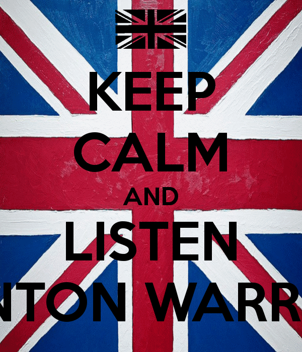 keep calm and listen stantom warriors tshirt